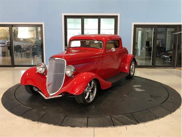 1933 Ford 3-Window Coupe (CC-1459254) for sale in Palmetto, Florida