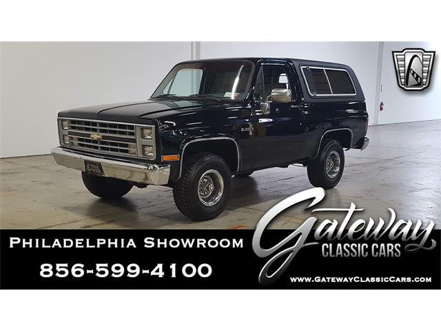 1985 Chevrolet Blazer (CC-1459262) for sale in O'Fallon, Illinois