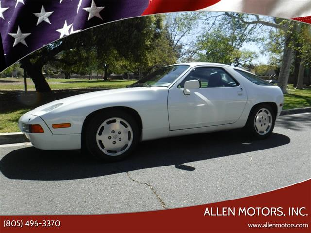 1987 Porsche 928 (CC-1459263) for sale in Thousand Oaks, California