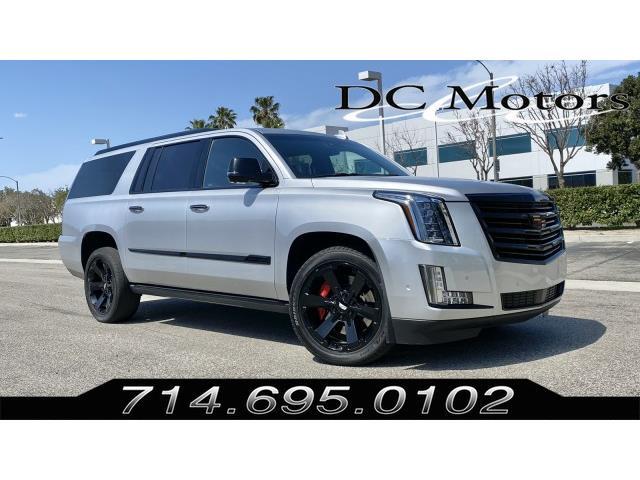 2018 Cadillac Escalade (CC-1459267) for sale in Anaheim, California