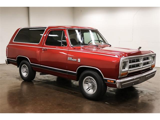 1987 Dodge Ramcharger (CC-1459276) for sale in Sherman, Texas