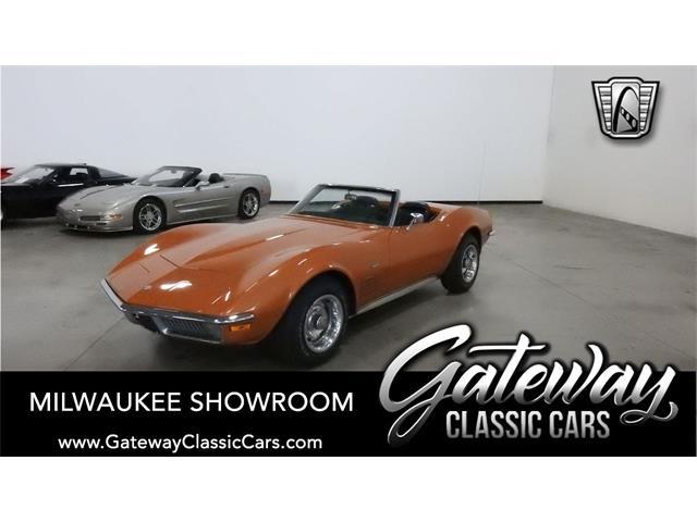 1971 Chevrolet Corvette (CC-1450930) for sale in O'Fallon, Illinois
