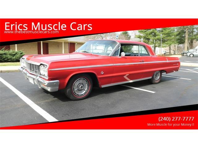 1964 Chevrolet Impala (CC-1459302) for sale in Clarksburg, Maryland