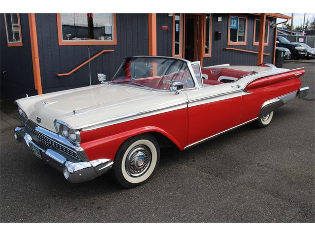 1959 Ford Fairlane 500 (CC-1459335) for sale in Tacoma, Washington