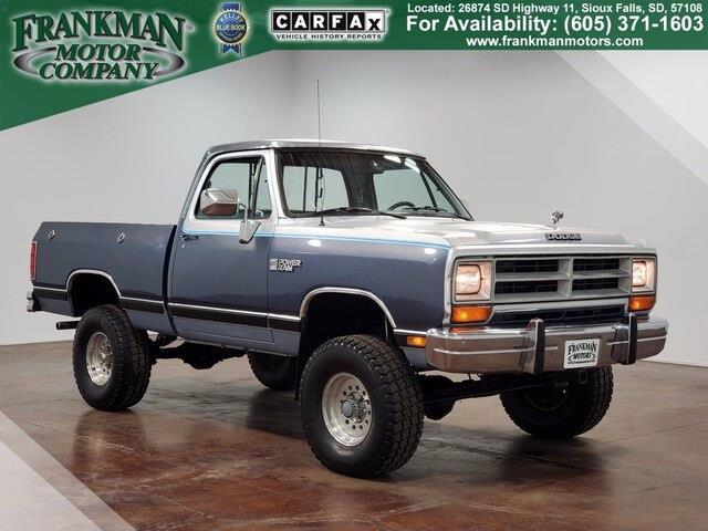 1988 Dodge D150 (CC-1459350) for sale in Sioux Falls, South Dakota