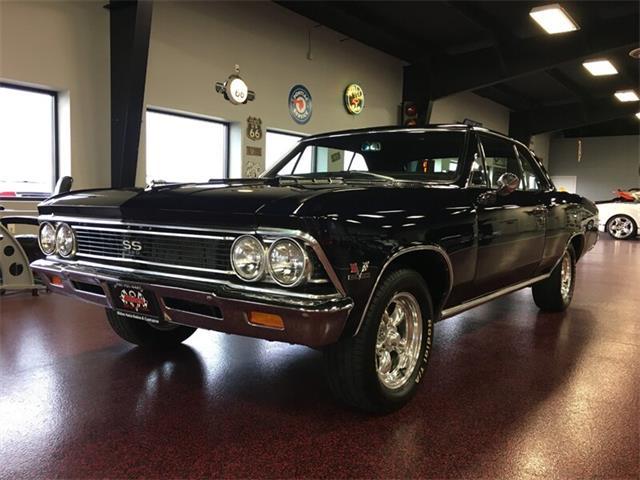 1966 Chevrolet Chevelle (CC-1459358) for sale in Bismarck, North Dakota