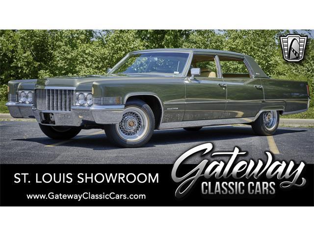 1970 Cadillac Fleetwood (CC-1459390) for sale in O'Fallon, Illinois