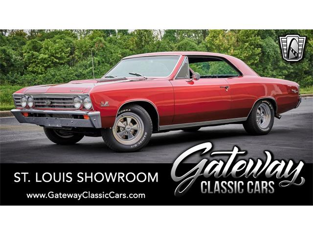 1967 Chevrolet Chevelle (CC-1459392) for sale in O'Fallon, Illinois