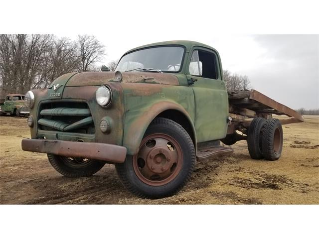 1954 Dodge 1 Ton Pickup (CC-1459402) for sale in Thief River Falls, Minnesota