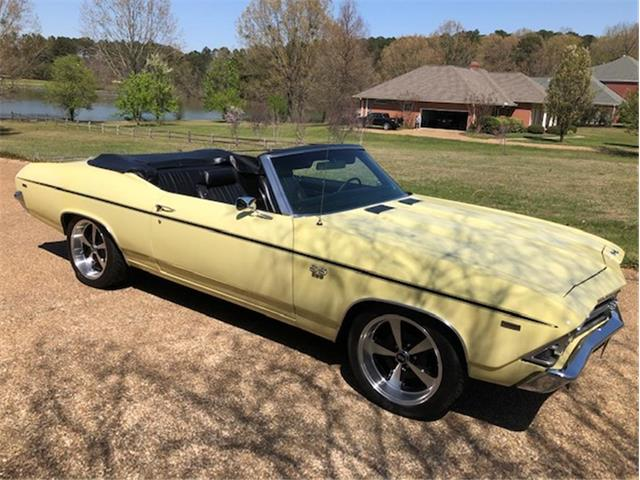 1969 Chevrolet Chevelle SS (CC-1459404) for sale in Brandon, Mississippi