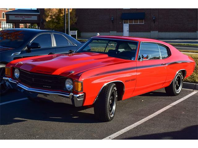 1972 Chevrolet Chevelle (CC-1459408) for sale in Fort Mill, South Carolina