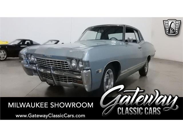 1968 Chevrolet Caprice (CC-1450942) for sale in O'Fallon, Illinois