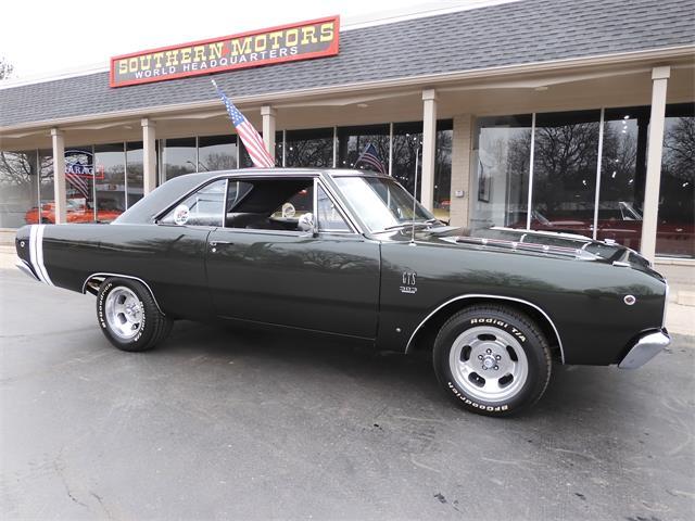 1968 Dodge Dart GTS (CC-1459442) for sale in CLARKSTON, Michigan