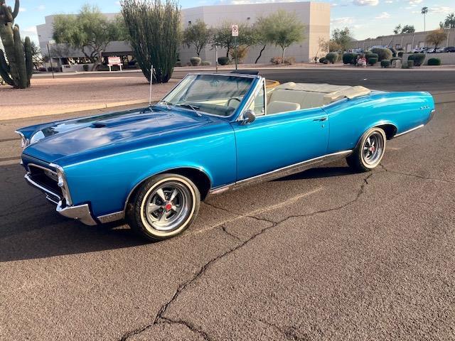 1967 Pontiac GTO (CC-1459446) for sale in Scottsdale, Arizona
