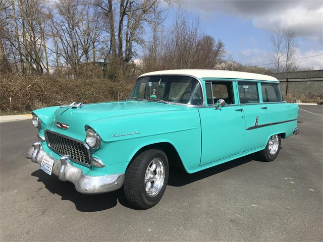 1955 Chevrolet Bel Air (CC-1459448) for sale in Lynden, Washington