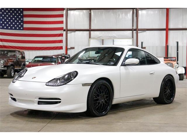 2001 Porsche 911 (CC-1459458) for sale in Kentwood, Michigan