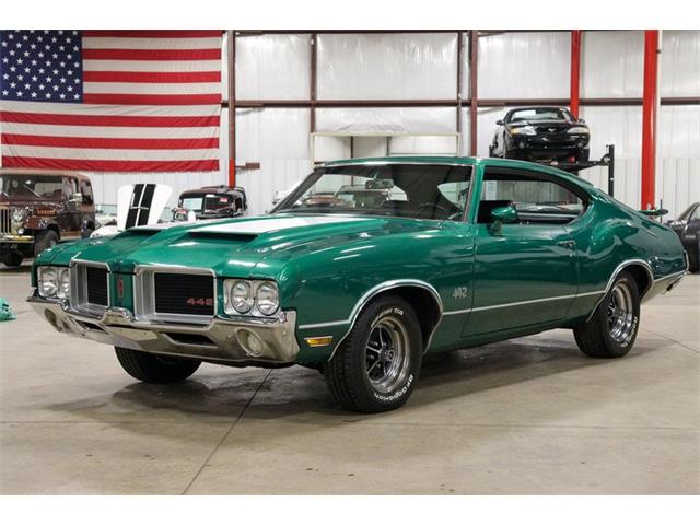 1971 Oldsmobile Cutlass (CC-1459461) for sale in Kentwood, Michigan