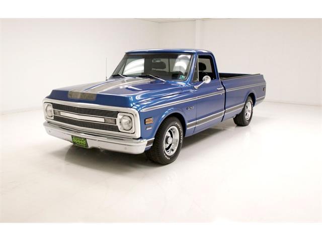 1969 Chevrolet C10 (CC-1459466) for sale in Morgantown, Pennsylvania