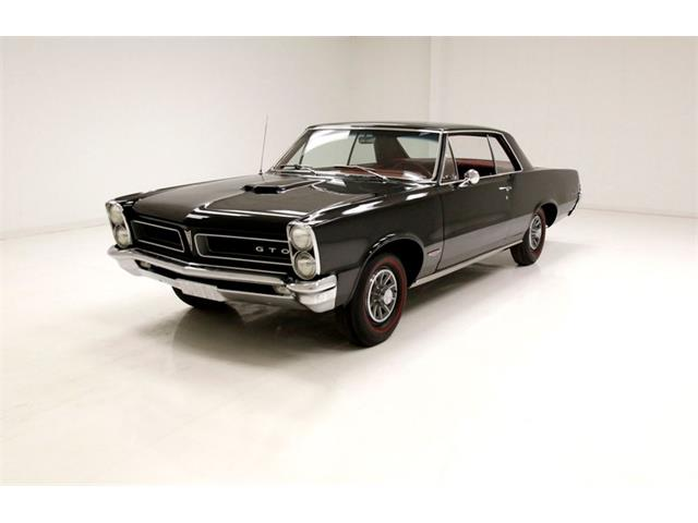 1965 Pontiac GTO (CC-1459473) for sale in Morgantown, Pennsylvania