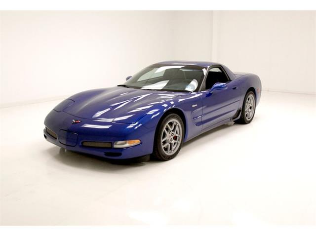 2002 Chevrolet Corvette (CC-1459480) for sale in Morgantown, Pennsylvania