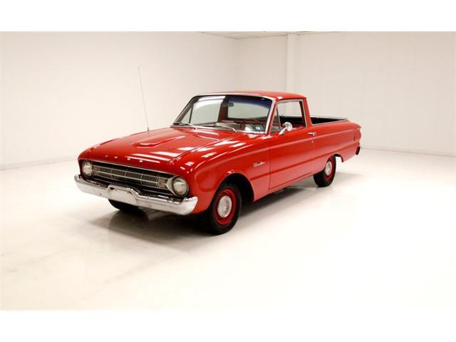 1961 Ford Ranchero (CC-1459486) for sale in Morgantown, Pennsylvania