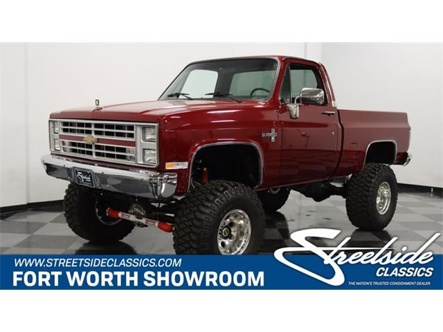1985 Chevrolet K-10 (CC-1459495) for sale in Ft Worth, Texas