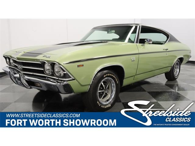 1969 Chevrolet Chevelle (CC-1459498) for sale in Ft Worth, Texas