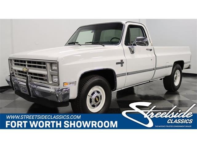 1986 Chevrolet C20 (CC-1459504) for sale in Ft Worth, Texas