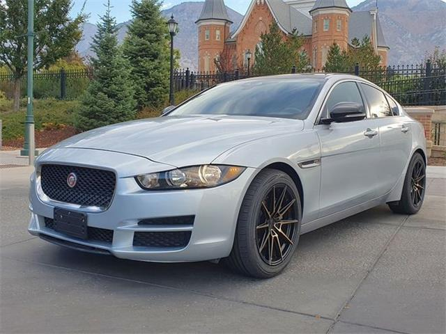 2017 Jaguar XE (CC-1459508) for sale in Cadillac, Michigan