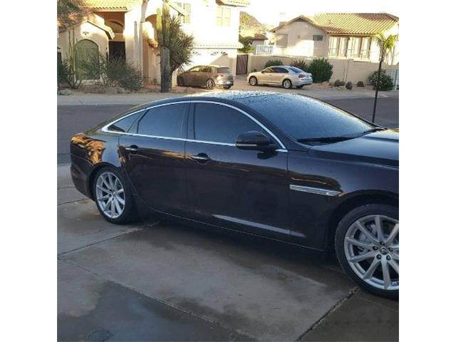 2011 Jaguar XJ (CC-1459510) for sale in Cadillac, Michigan