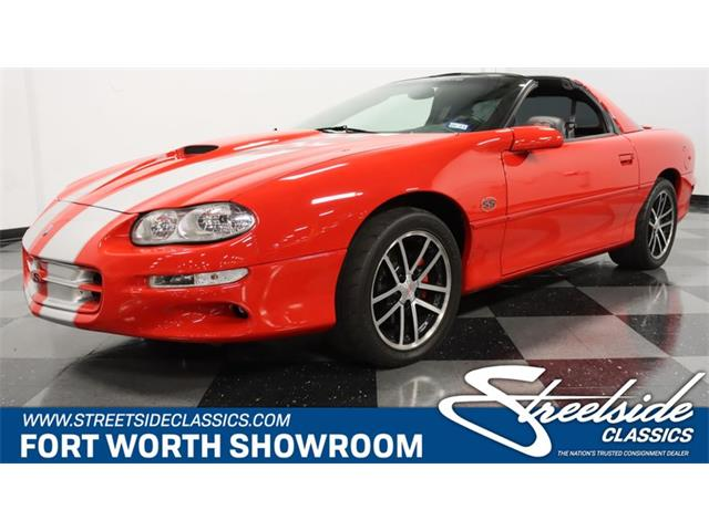 2002 Chevrolet Camaro (CC-1459511) for sale in Ft Worth, Texas