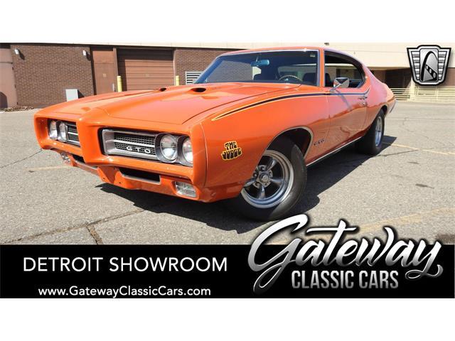 1969 Pontiac GTO (CC-1459514) for sale in O'Fallon, Illinois