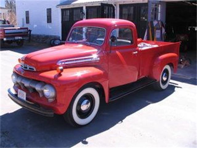 1952 Ford F3 (CC-1459526) for sale in Cadillac, Michigan