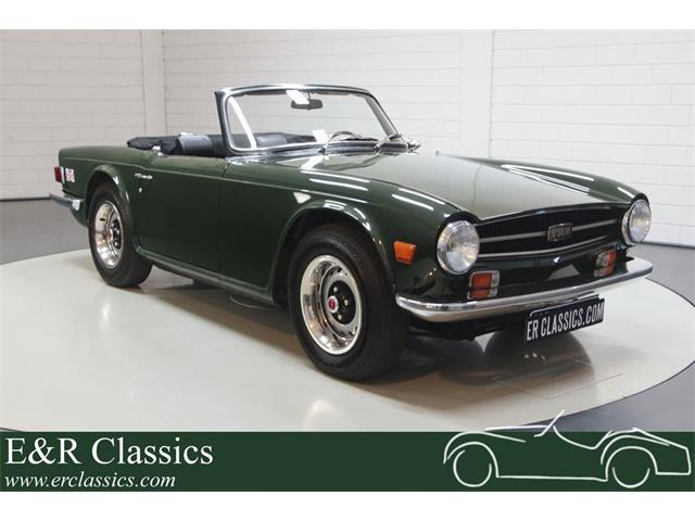 1974 Triumph TR6 (CC-1459532) for sale in Waalwijk, [nl] Pays-Bas