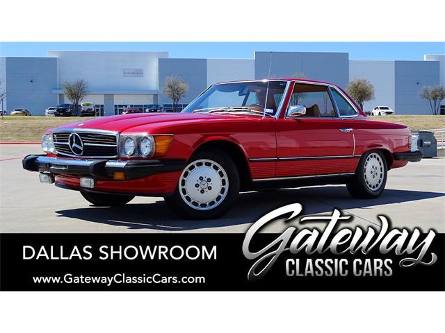 1974 Mercedes-Benz 450SL (CC-1459536) for sale in O'Fallon, Illinois