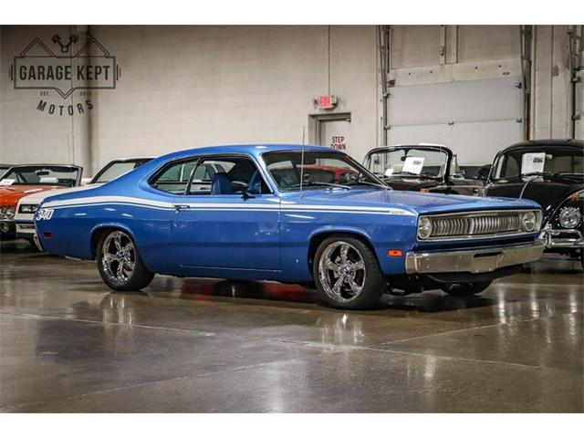 1971 Plymouth Duster (CC-1459551) for sale in Grand Rapids, Michigan