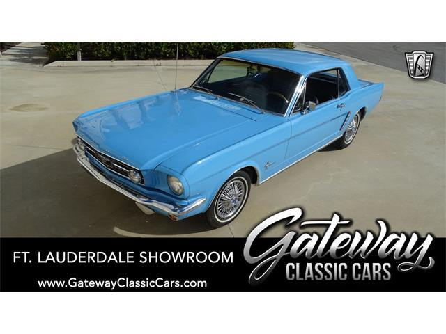 1965 Ford Mustang (CC-1459553) for sale in O'Fallon, Illinois