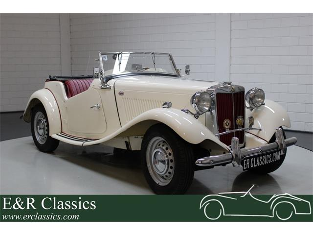 1953 MG TD (CC-1459557) for sale in Waalwijk, [nl] Pays-Bas