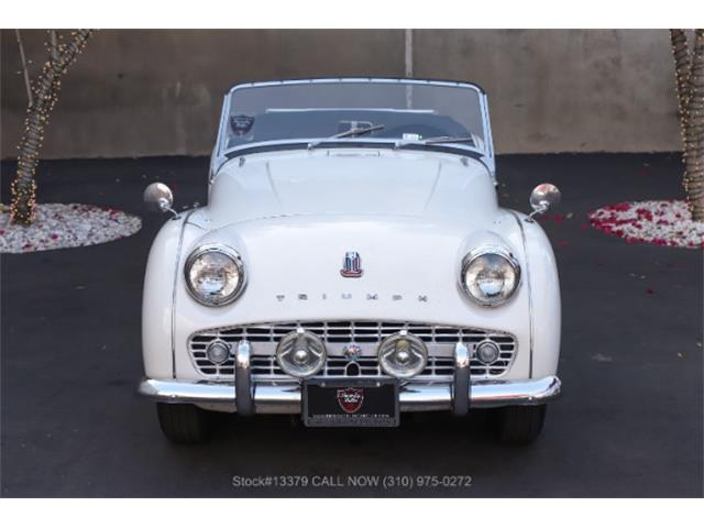 1960 Triumph TR3A (CC-1459559) for sale in Beverly Hills, California