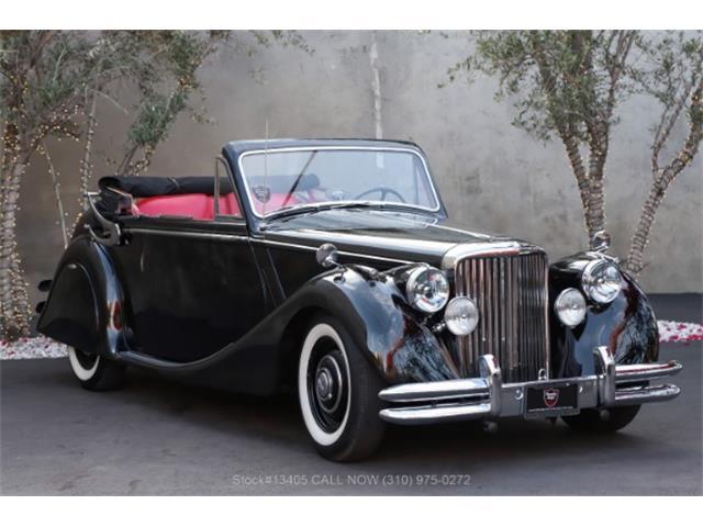 1950 Jaguar Mark V (CC-1459565) for sale in Beverly Hills, California