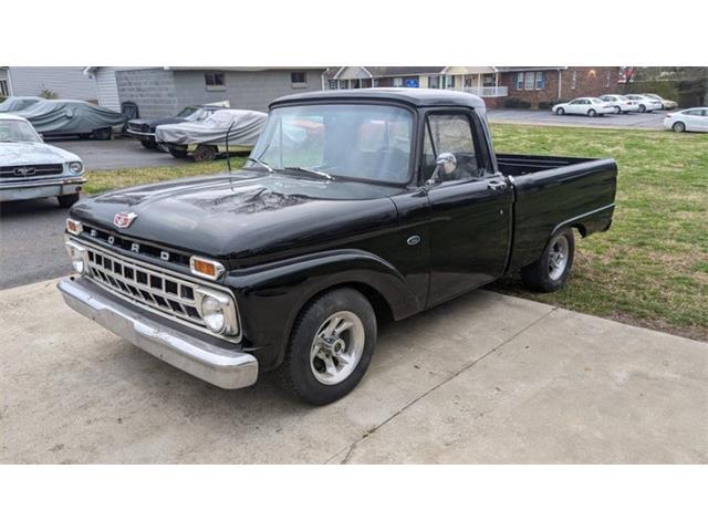 1965 Ford F100 (CC-1459566) for sale in Greensboro, North Carolina
