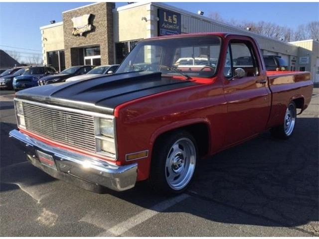 1983 Chevrolet C10 (CC-1459572) for sale in Greensboro, North Carolina