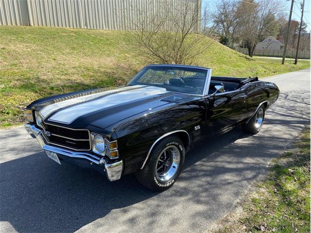 1971 Chevrolet Chevelle (CC-1459573) for sale in Greensboro, North Carolina