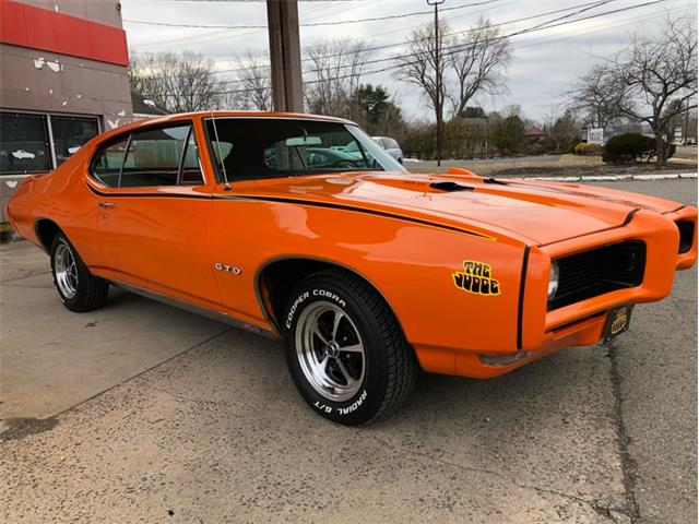 1968 Pontiac GTO (CC-1459577) for sale in Greensboro, North Carolina