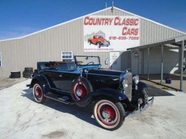 1931 Chevrolet Roadster (CC-1459596) for sale in Staunton, Illinois