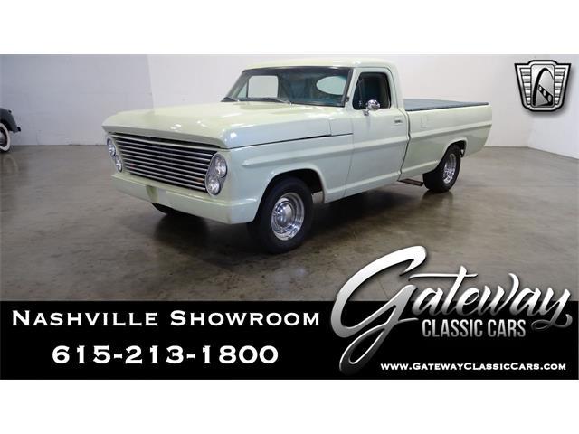 1969 Ford F100 (CC-1450960) for sale in O'Fallon, Illinois