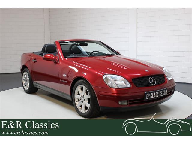 1998 Mercedes-Benz SLK230 (CC-1459605) for sale in Waalwijk, - Keine Angabe -
