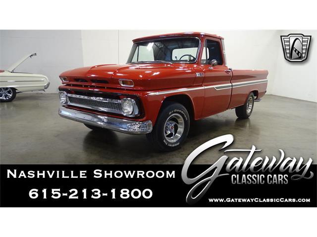 1965 Chevrolet C10 (CC-1450961) for sale in O'Fallon, Illinois