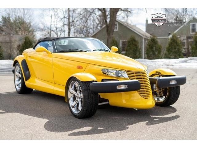 2002 Chrysler Prowler (CC-1459614) for sale in Milford, Michigan
