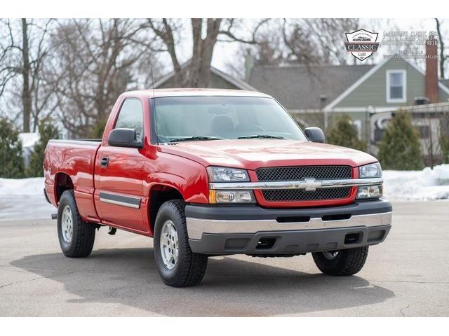 2003 Chevrolet Silverado (CC-1459619) for sale in Milford, Michigan